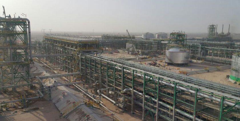 Zubair Oil Field Redevelopment Project - LUCO LLC